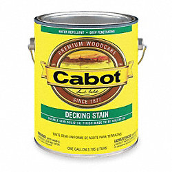 SemiSolid DeckStain, NewRedwood, Flat, 1gal