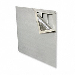 Ceiling Shutter Cover, 48 x 48 In