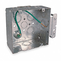 Electrical H Box, 4 11/16  In, 42.0 Cu-In