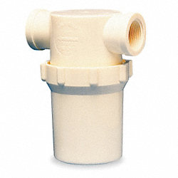 Line Strainer, 1In FNPT, Nylon