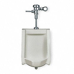 Urinal, Washout, 1/8 Gallon, Flushometer