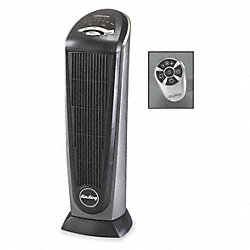 Electric Pedestal Heater, Fan Forced, 120V