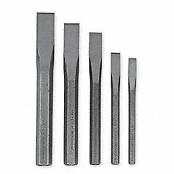 Cold Chisel Set 5 PC