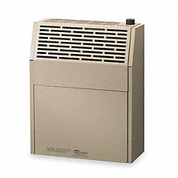 Wall Furnace, Direct Vent, 115V, LP, 8K BtuH