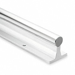 Rail Assy, Alum & Steel, 1.250 In D, 48 In