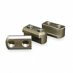 Jaw Nut, Steel, 10 In Kitagawa B-210, PK 3