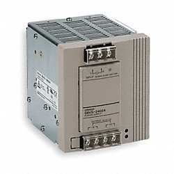 Power Supply, 24VDC, Amps 10