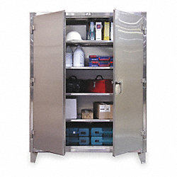 Storage Cabinet, Welded,