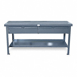 Workbench, 72Wx36Dx34 in. H