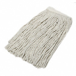 Cut End Wet Mop, Disposable, #12