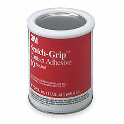 ContactAdhesive, Multi-Purpose, 1Qt, Yellow