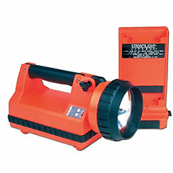 Rechargeable Lantern, LiteBox, Orange