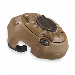 Helmet Mount, Coyote Tan, For Sidewinder