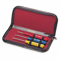Connector Insertion Tool Kit, 3 Pc