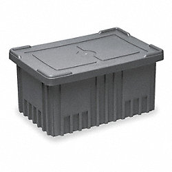 Lid, ESD Conductive, Blk, For 2TB29, 30, 31