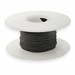 Wire Wrap Wire, Kynar, 28AWG, Black, 100 Ft