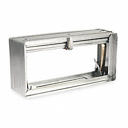 Rectangular Fire Damper, 11-3/4x23-3/4 In