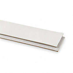 Conveyor Belt, 3Ply PNT 150, White, W 6 In