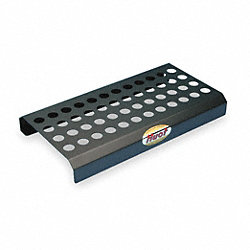 Collet Rack, Holds (49) 16 Series, 9 1/8 W