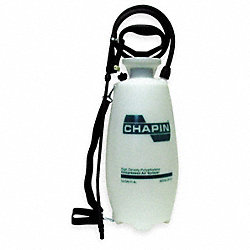 Handheld Sprayer, Poly, 3 gal.