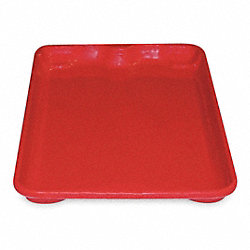 Lid, Nesting Container, Red, For 4TH05