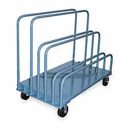 Adjustable Divider Panel Truck, 2000 lb.
