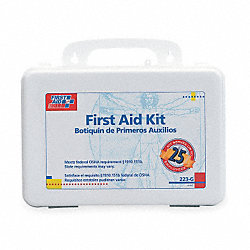 First Aid Kit, People Served 25, Bulk
