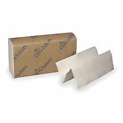 Paper Towel, Multifold, White, PK4000
