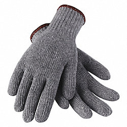 Lightweight Knit Glove, Poly/Cotton, PR