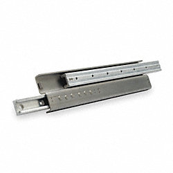 Linear Drawer Slide Left, S 45, 18 In L