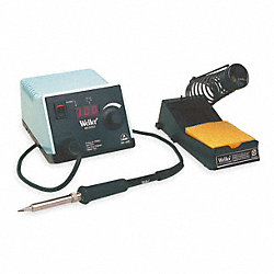 Soldering Station, 50 W, Digital, 350-850 F