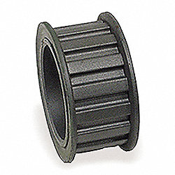 Pulley, Hawk Pd, Dual Hi-Perf, 30 Grooves