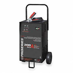 Battery Charger, Wheel, 12V (M)
