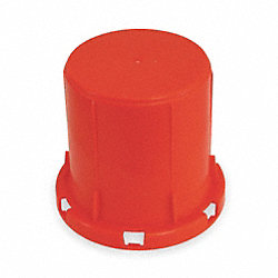 Height Adapter, For 4PCID, 4 In.H, 4 In.D