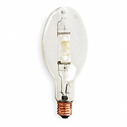 Quartz Metal Halide Lamp, ED37, 400W