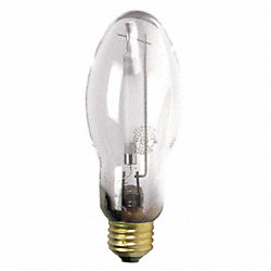 Quartz Metal Halide Lamp, ED17, 100W