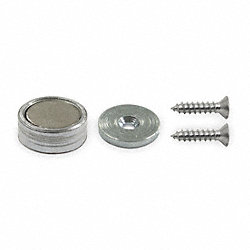 Magnetic Latch Set, Neodymium, 23 Lb