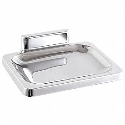 Soap Dish, Chrome