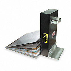 Magnetic Sheet Separator, 12-22ga, 15-1/4H