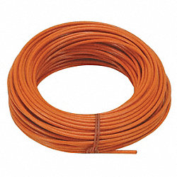 Cable, 1/16 In, L250Ft, WLL96Lb, 7x7, Steel