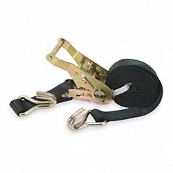 Tie-Down Strap, Ratchet, 15ftx1-1/2In, 1333