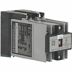 NEMA Control Relay, 240VAC, 6NO
