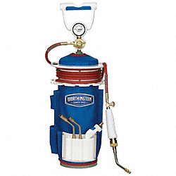 Air/Acetylene Kit, With 1/4 & 1/2 In Tips