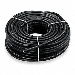 Cord, Portable, 250ft 12/4 SOOW, Black