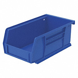 Stack & Hang Bin, 7 x8 1/4 x14 3/4, Blue