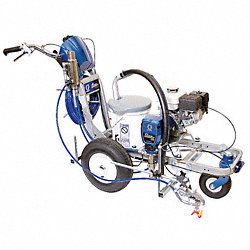 Airless Line Striper, 120 HP, 3300 psi