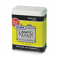 Radiator Repair Powder, 2 Oz