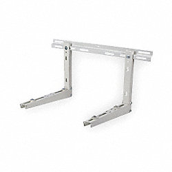 Wall Mounting Bracket, 3-1/4 In. H