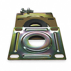 Suction Flange, hyd, Steel, For 1 1/4 Pipe