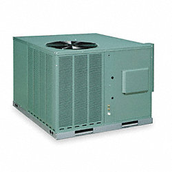 Packaged Gas Heat/AC Unit, 4 Ton, 460V